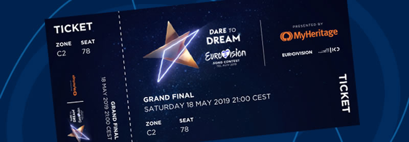 Tickets for Eurovision 2019 are Expensive