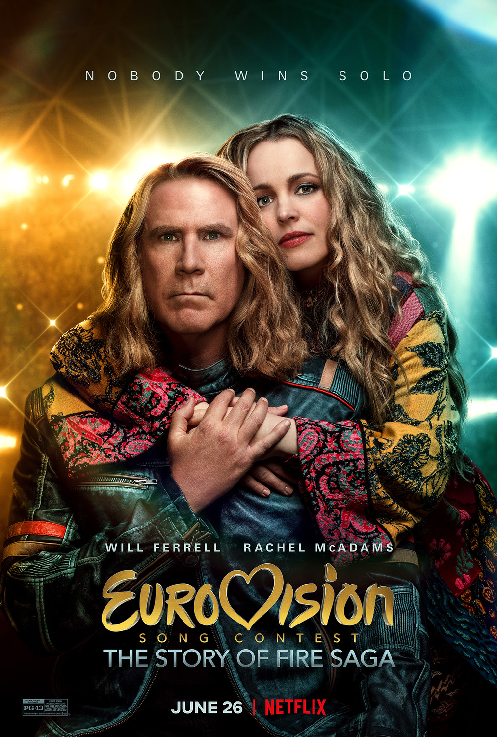 All about the Eurovision Movie