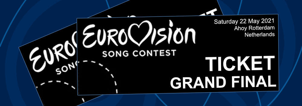 Eurovision 2021 tickets