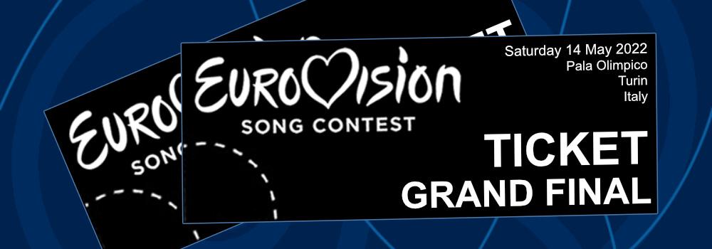 Eurovision 2022 tickets