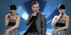 "2007: Måns' first participaton in Melodifestivalen. ""Cara Mia"" finished third"