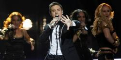 2009: Hope & Glory! Måns went fourth at Melodifestivalen 2009