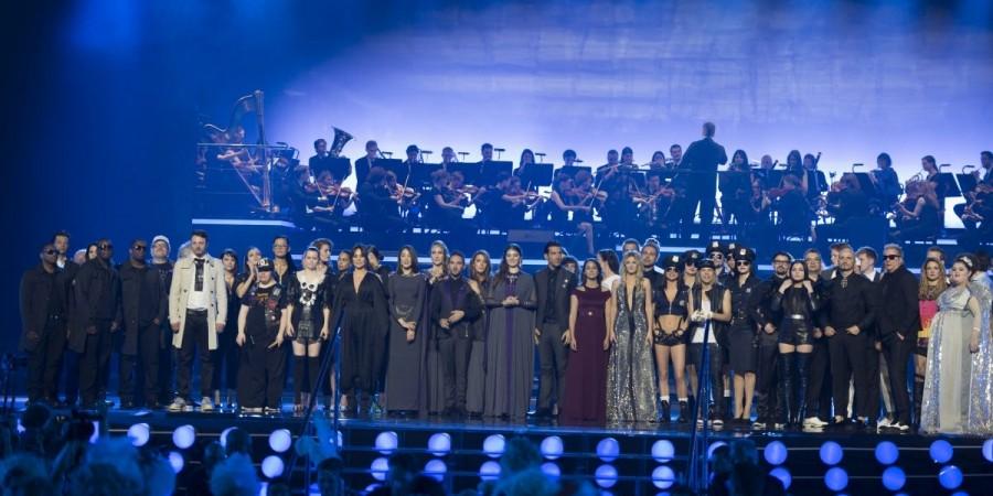 2015: Semi-final 1 contestants