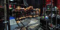 2016 Arena: Backstage: Cable management