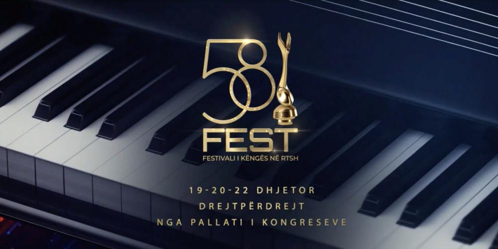 Albania 2020: Festivali i Këngës 58