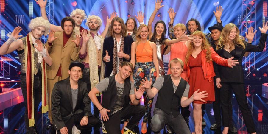 Austria: Wer singt für Österreich finalists 2