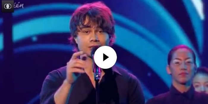 Belgium 2016 Eurosong: Alexander Rybak Video