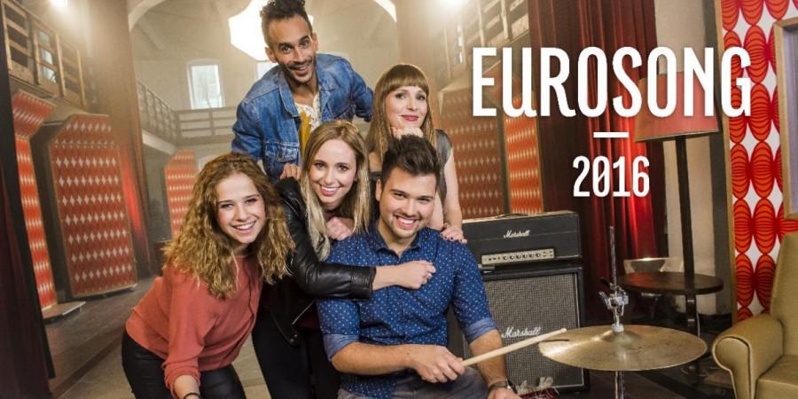 Belgium Eurosong 2016 contestants