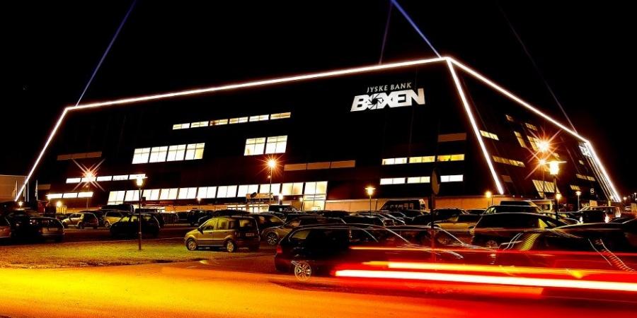 Denmark: Boxen in Herning: