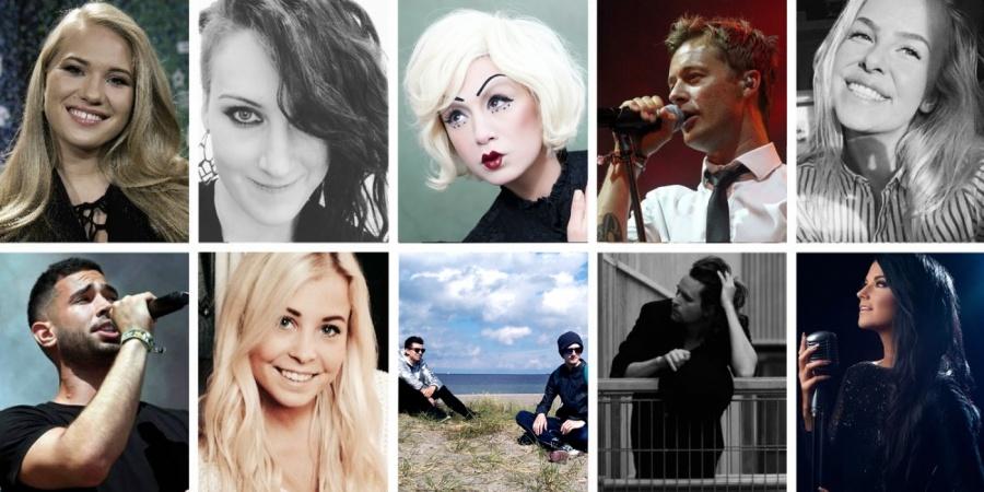 Denmark: Melodi Grand Prix 2017 artists