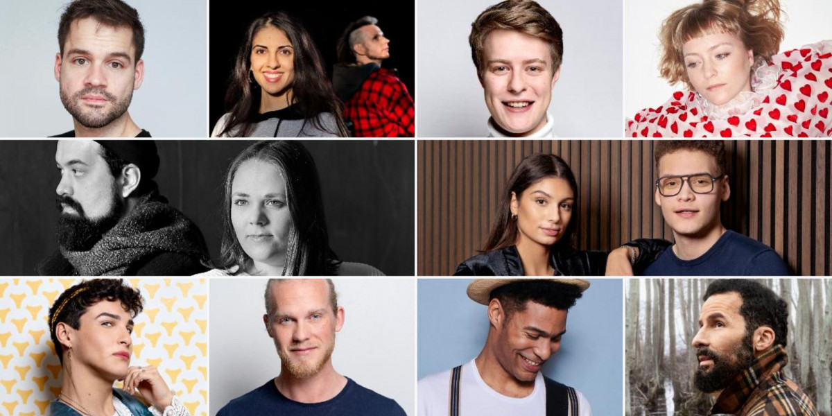 Denmark Melodi Grand Prix MGP 2020 artists