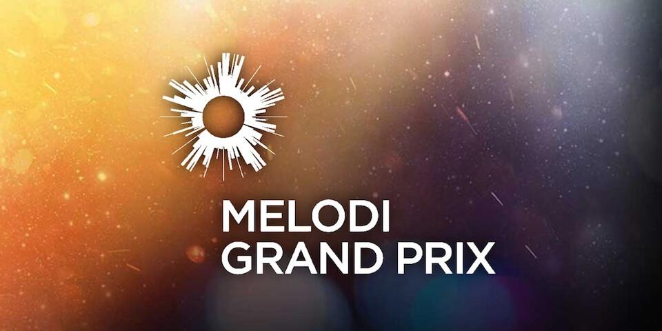 Denmark Dansk Melodi Grand Prix Logo