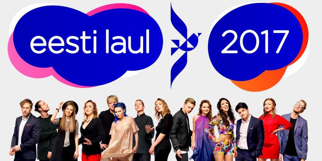 Estonia Eesti Laul 2017