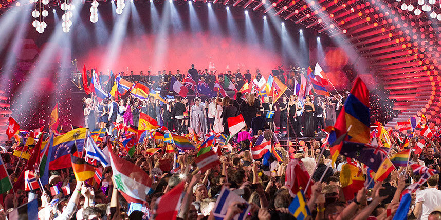 Eurovision 2015 opening
