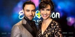 Eurovision 2016 hosts: Petra Mede & Måns Zelmerlöw