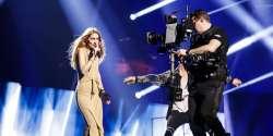Eurovision 2016: Moldova's first rehearsal