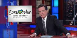 Eurovision 2016: The Late Show