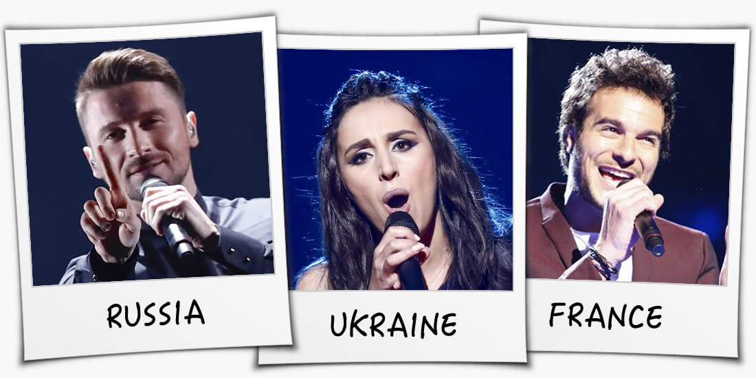 Eurovision 2016 winner: Russia, Ukraine or France?