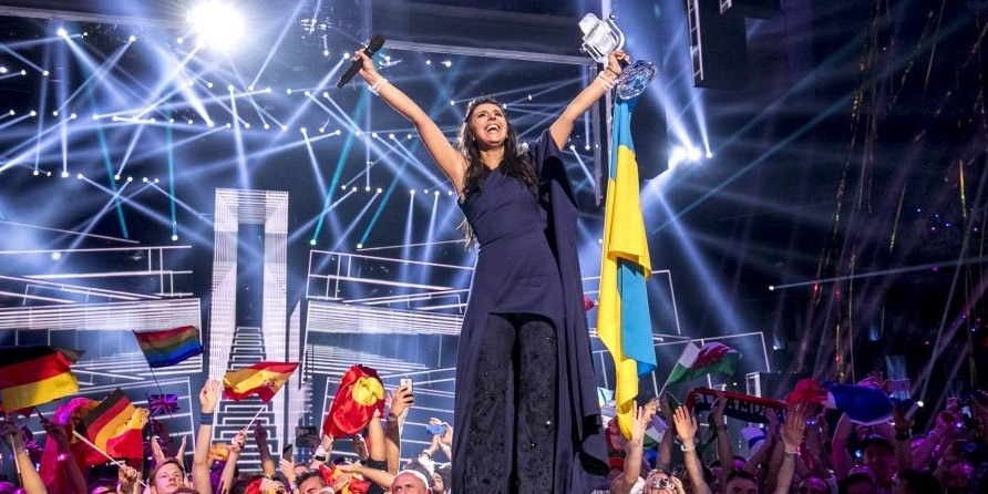 Eurovision 2016 winner: Ukraine