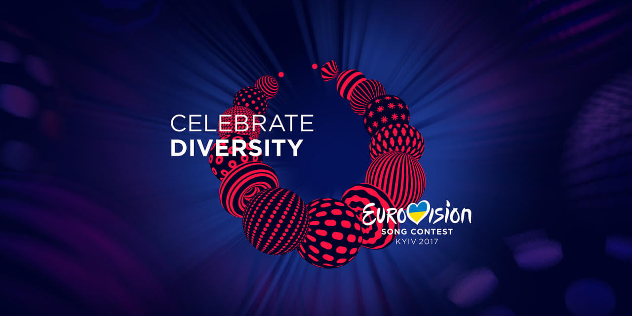 Eurovision 2017 Logo Official