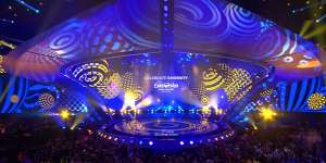 Eurovision 2017 Stage