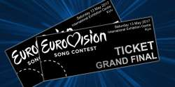Eurovision 2017 tickets
