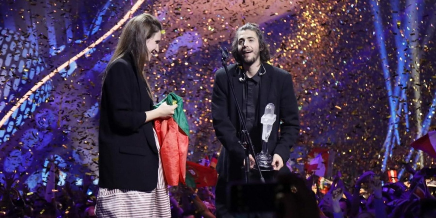 Eurovision 2017 winner: Portugal