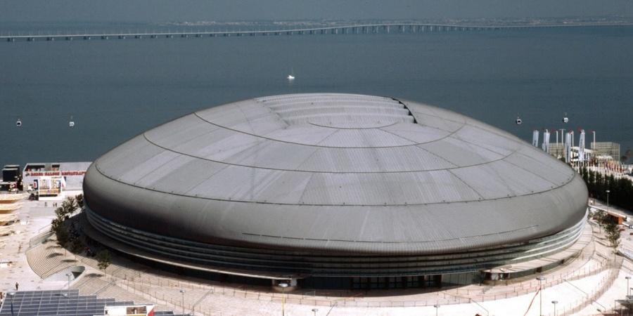 Площадка Евровидения 2018: Altice Arena