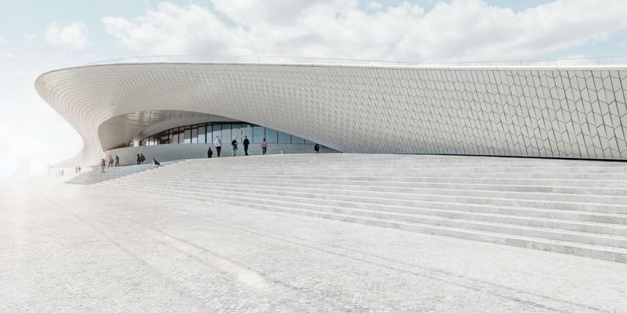 Евровидение-2018: Музей искусства, архитектуры и технологий (МААТ)