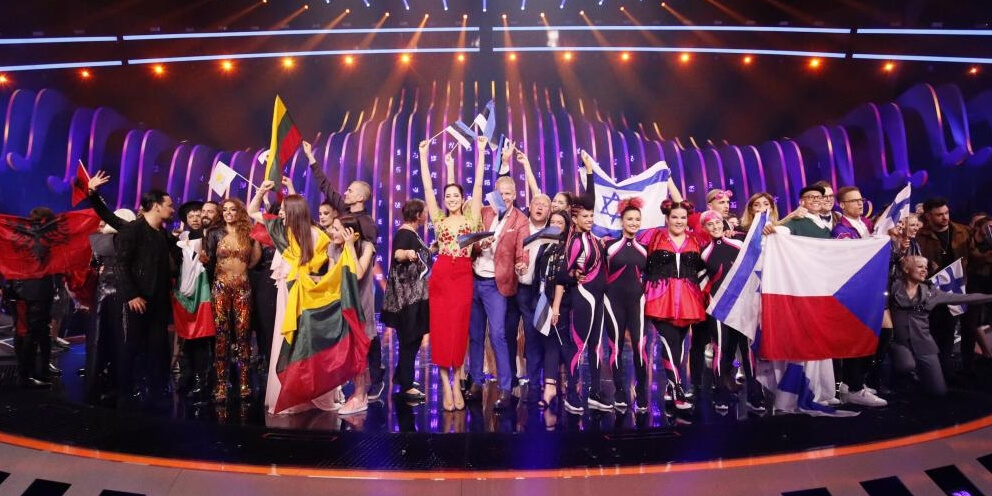 Eurovision 2018: Semi-final 1 qualifiers