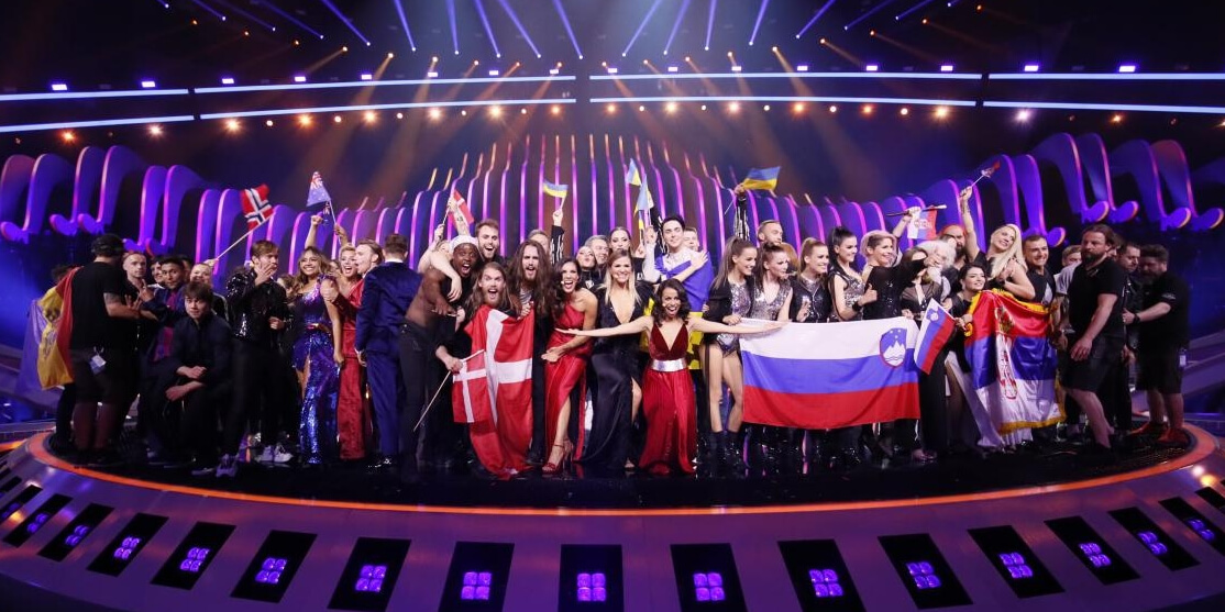 Eurovision 2018 semi-final 2 qualifiers