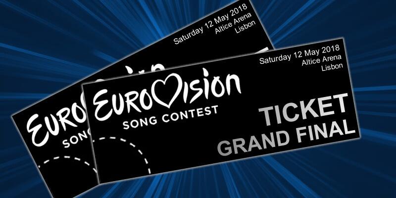 Eurovision 2018 Tickets