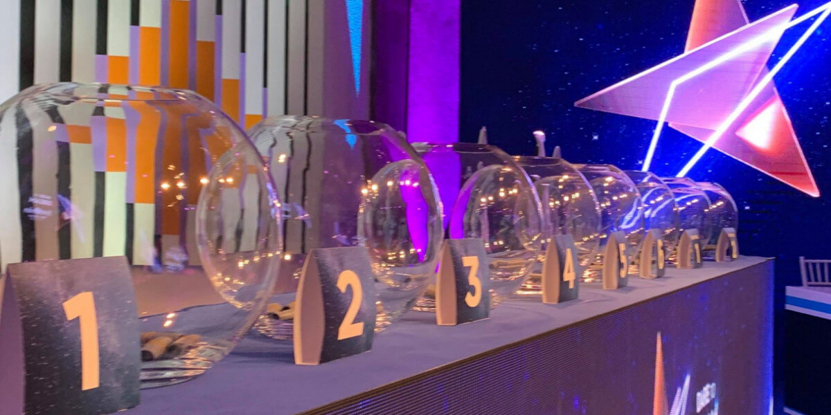 Eurovision 2019 Semi-final allocation draw pots