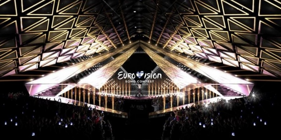 Eurovision 2019 stage
