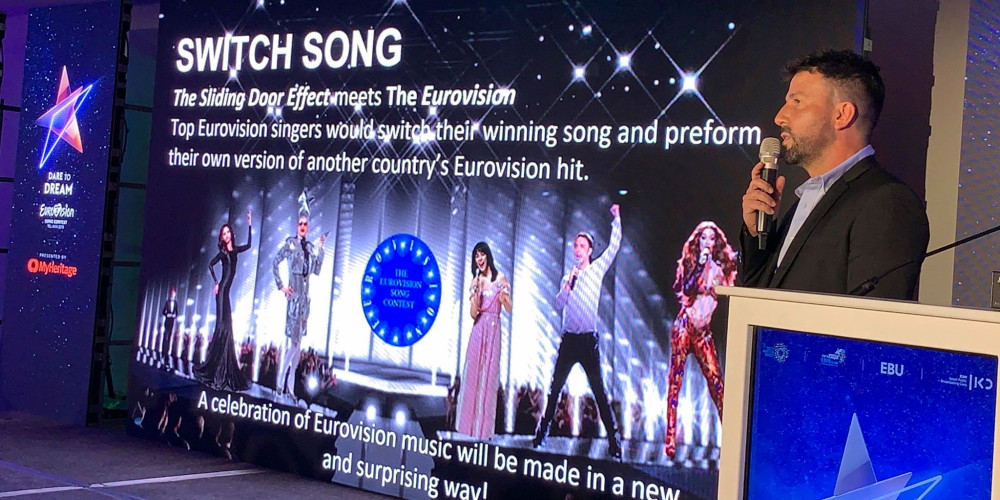 Eurovision 2019: Switch Song