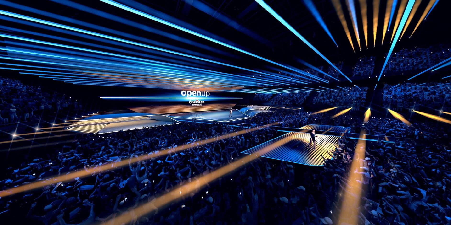Eurovision 2020: Stage design revealed for Rotterdam