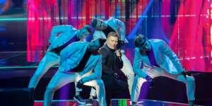 Eurovision 2021 Rafał Poland First Rehearsal