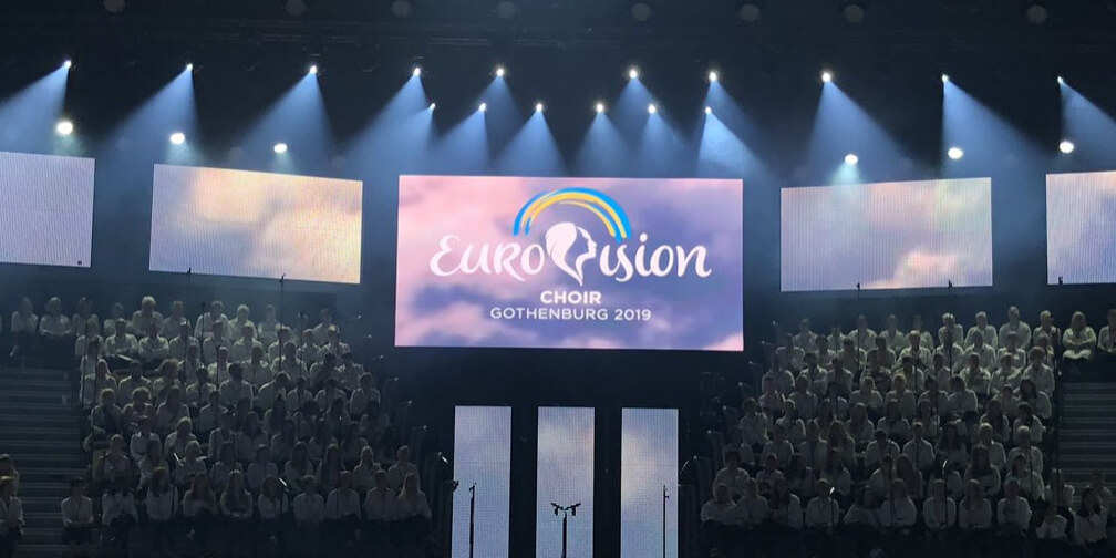 Eurovision Choir 2019: Stage