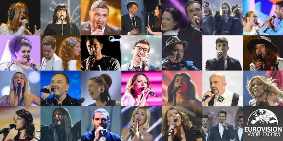 ESC 2019 - My top 35 - YouTube