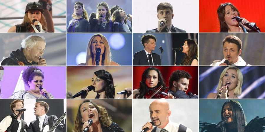Eurovision 2015: Semi-final 1
