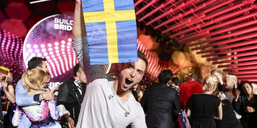 Eurovision 2015 winner: Sweden