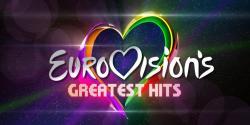 Eurovision's Greatest Hits Logo