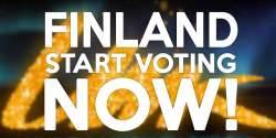 Finland UMK Start Voting Now