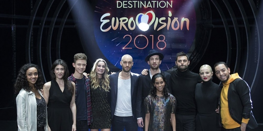 France 2018: Destination Eurovision, Semi-final 2