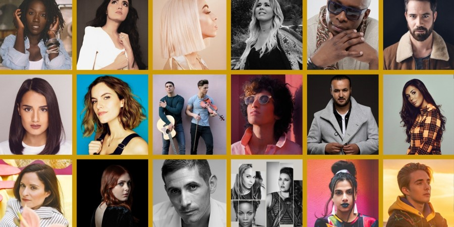 France 2019: Destination Eurovision artists