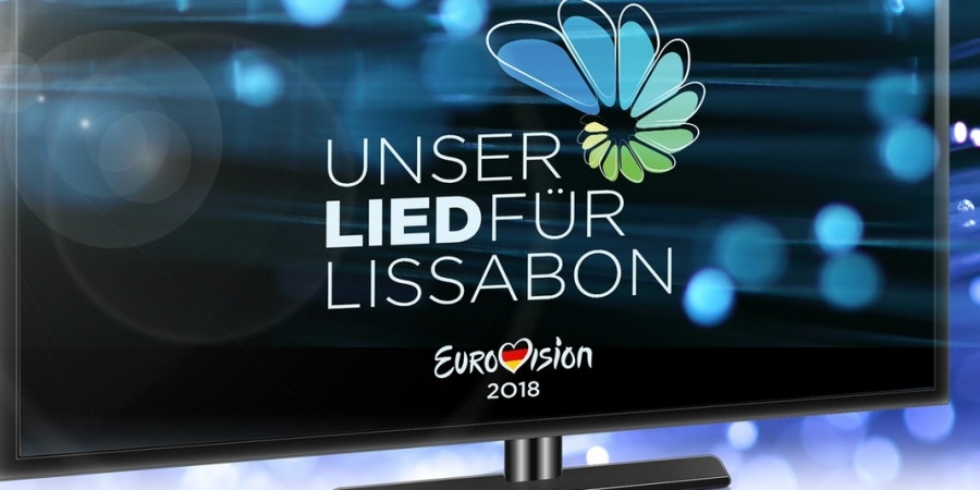 Germany 2018: Unser Lied für Lissabon Logo