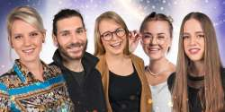Germany Unser Song 2017 participants