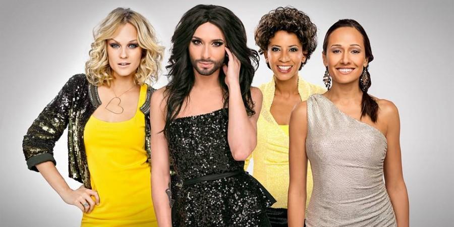 Hosts Eurovision Vienna 2015