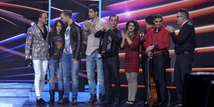 Hungary A Dal 2016 Finalists from Semi-final 2