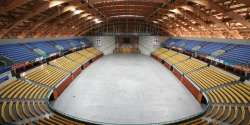 Внутри Altice Arena, Лиссабон